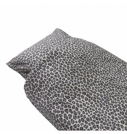 House Of Jamie Dekbedovertrek Rocky Leopard 120/150 cm