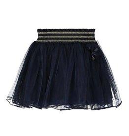 Le Chic Petticoat Blue Navy