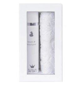 Giftbox Bath set Washcloth & Shampoo-Wash