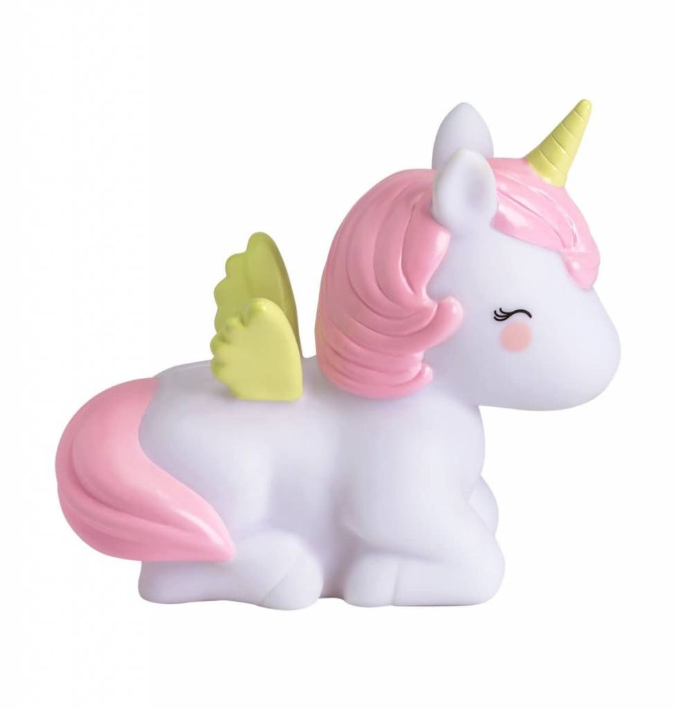 A Little Lovely Company Money Box Unicorn