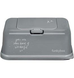 Funkybox Wonderful Dark Grey