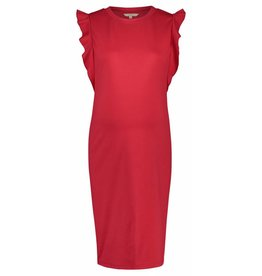 Noppies Maternity Dress SS Olympia Red