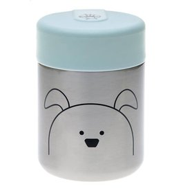 Lassig Food Jar Little Chums Dog