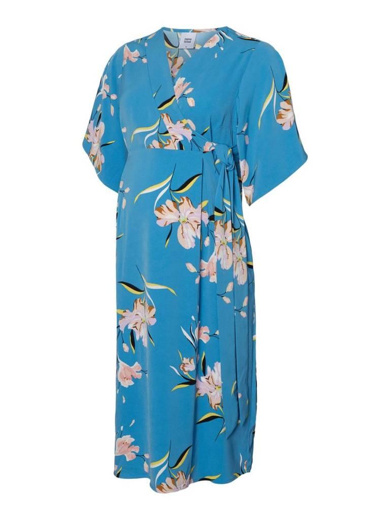 Mamalicious Martina 3/4 Woven UK Dress