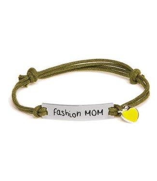 Mamijux M'ami Tag Bracelet Fashion Mom