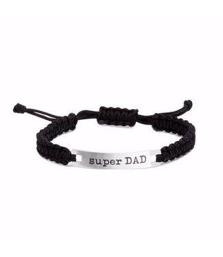 Mamijux M'ami Tag Bracelet Super Dad