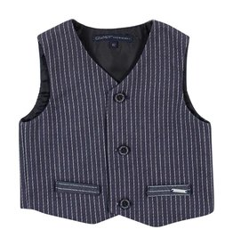 Gymp Gilet Blue Stripe