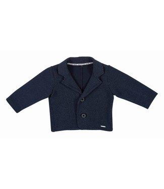 Gymp Blazer Jersy Navy Blue