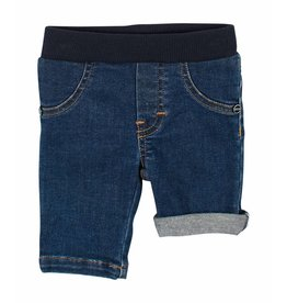 Gymp Bermuda Short Dark Denim