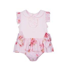 Lapin House Bodysuit Pastel Pink incl. Gift Box