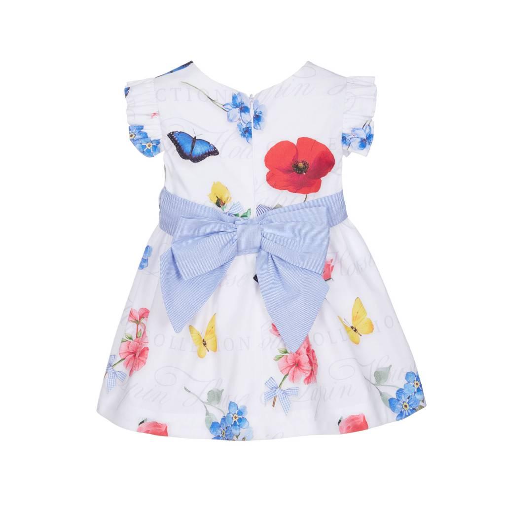 Lapin House Dress Flower