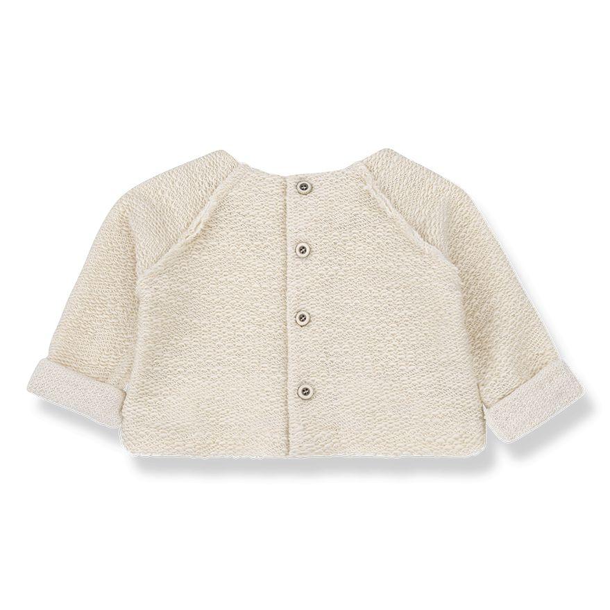 1+InTheFamily Jutta Sweatshirt Off-White