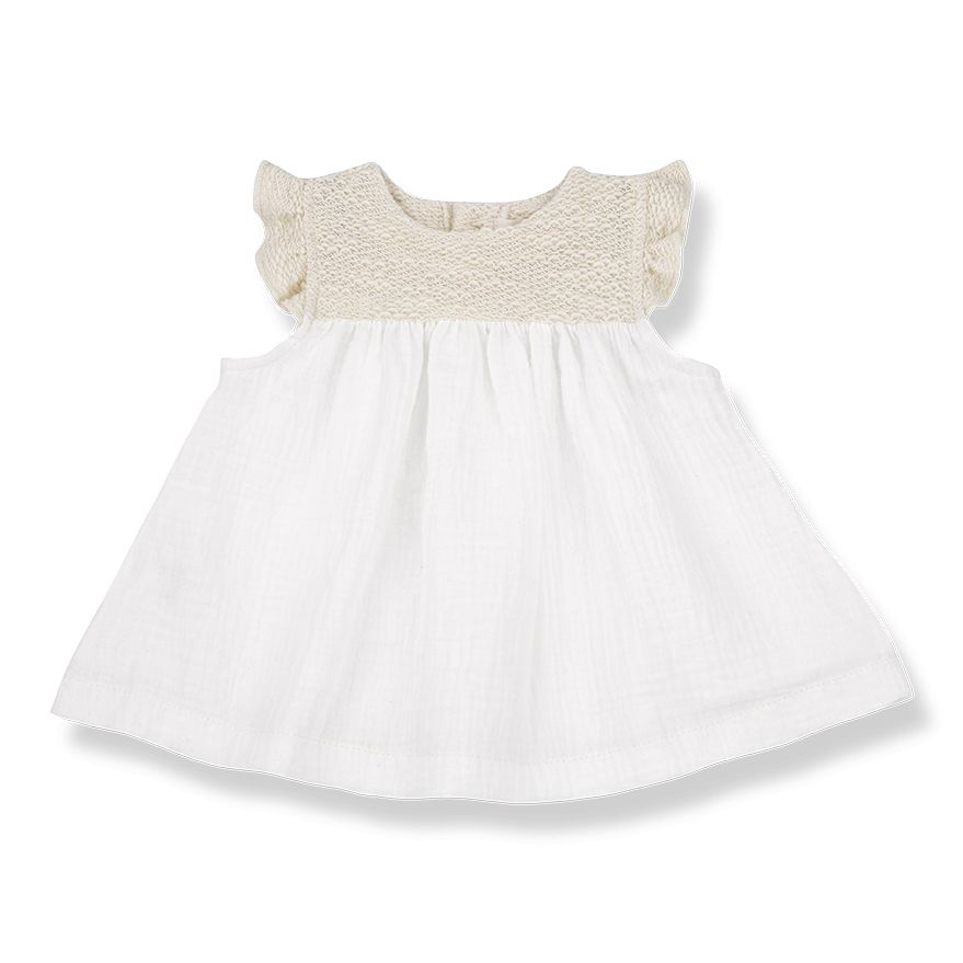 1+InTheFamily Romita Dress Naturel