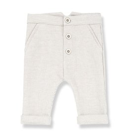1+InTheFamily Albano Baggy Pants Taupe