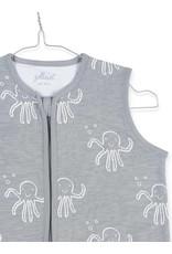 Jollein Slaapzak Zomer 90cm Octopus Grey