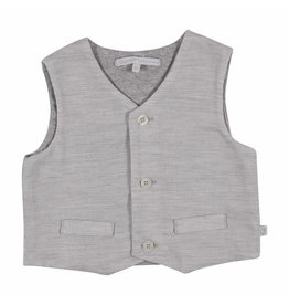 Gymp Gilet Light Grey
