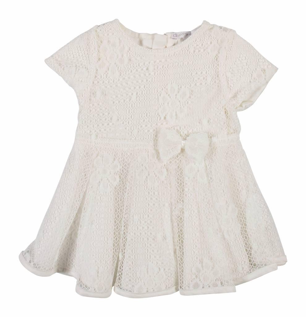 Gymp Kinderkleding.Gymp Dress Lace Off White Kidsloft