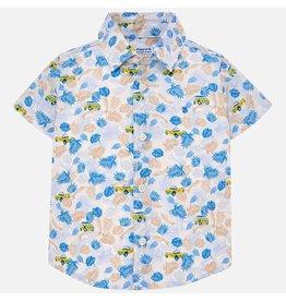 Mayoral Shirt s/s Printed Citrus