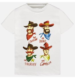 Mayoral Tee  Cowboys