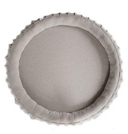 Miiimi Nest Jersey Light Grey Size 120 cm