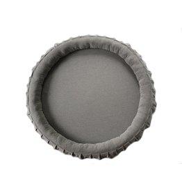 Miiimi Nest Jersey Dark Grey 120 cm