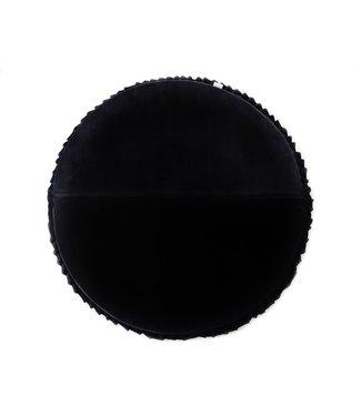Miiimi Velvet Play Mat Black 105 cm