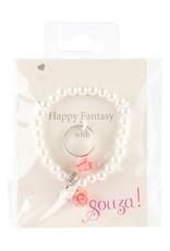 Souza For Kids Bracelet & Ring Rose Gift Set