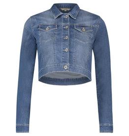 Noppies Maternity Jacket Denim Orlane Aged Blue