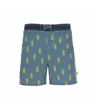 Lassig Board Shorts Boys Cactus Family