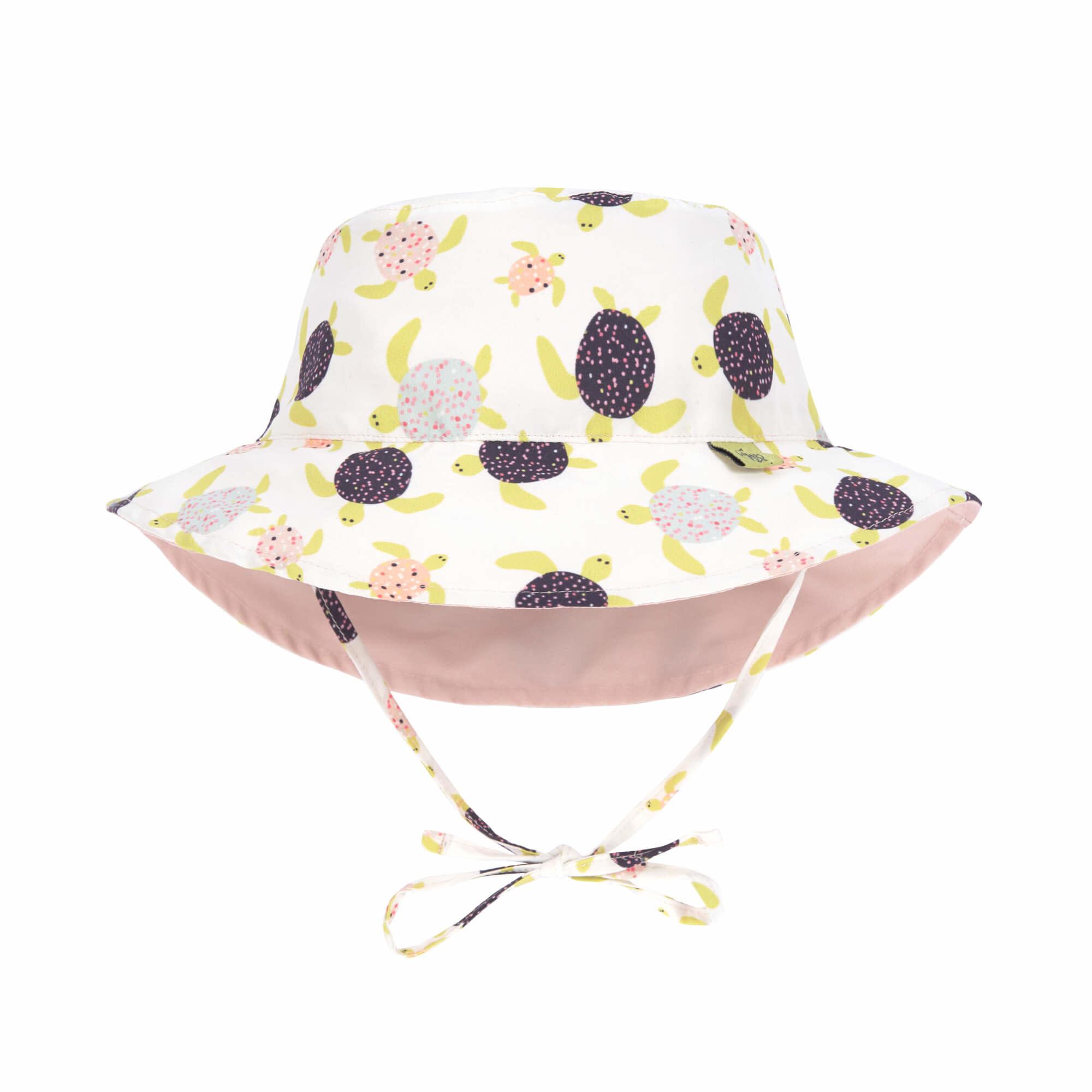 Lassig Sun Protection Bucket Hat Turtles