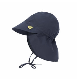Lassig Sun Protection Flap Hat Navy