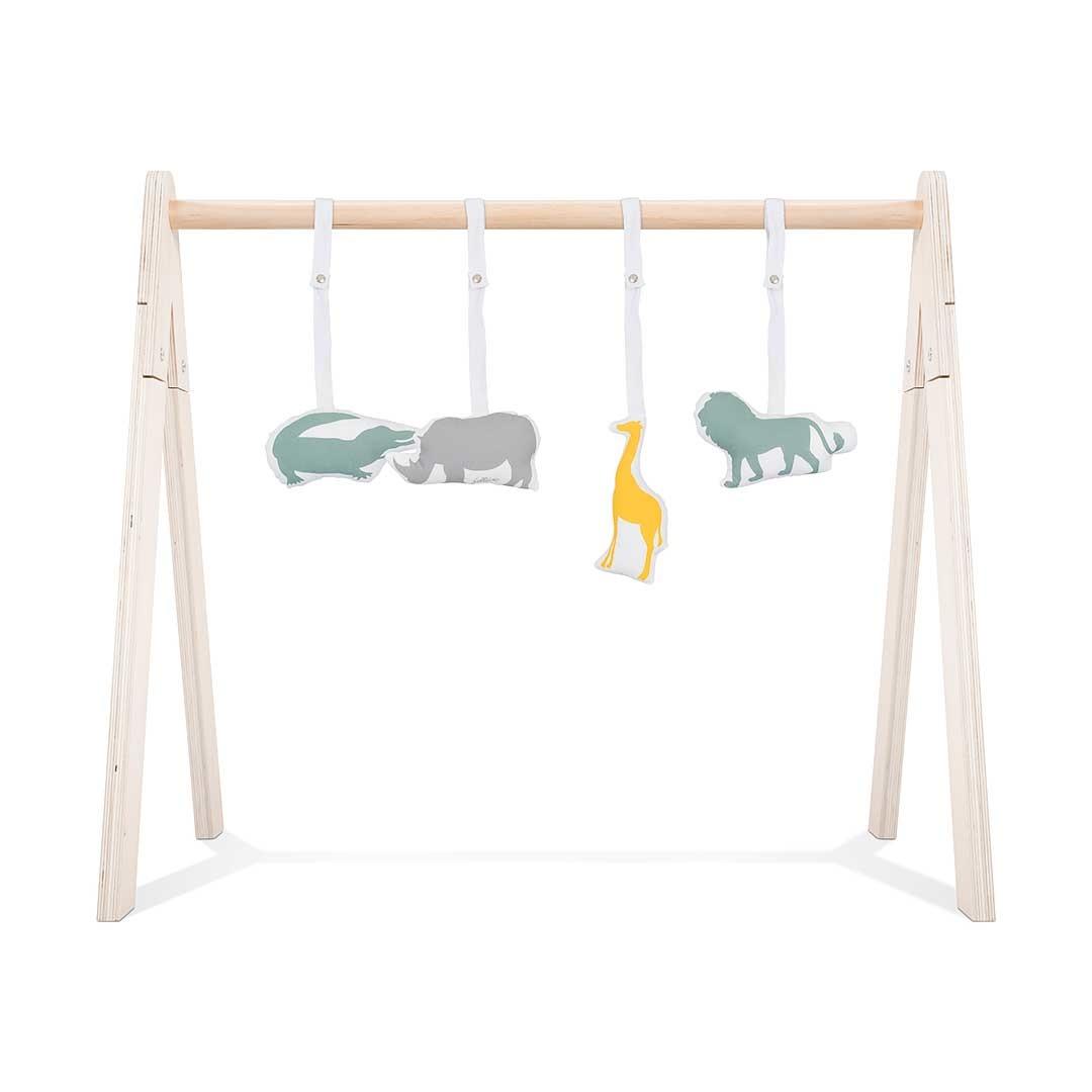 Jollein Babygym Toys Safari