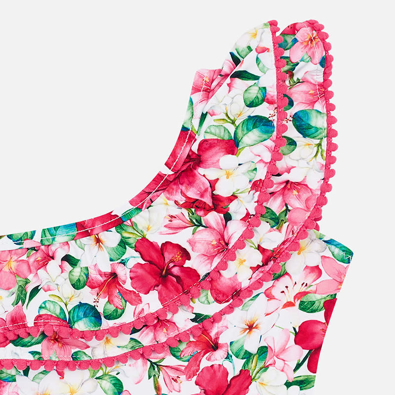 Mayoral Flower Swimsuit