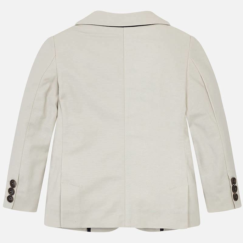 Mayoral Tailored Linen Jacket