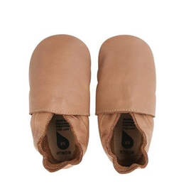 Soft Sols Caramel Simple Shoe