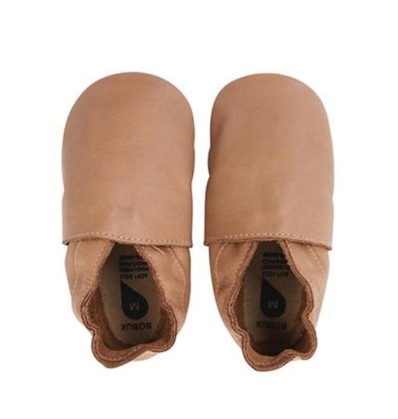 Soft Sols Caramel Simple Shoe
