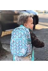 A Little Lovely Company Backpack Panda Mint
