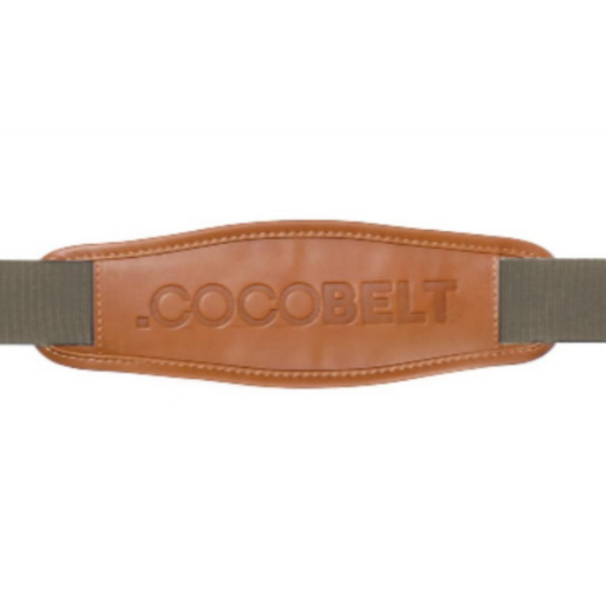 Cocobelt Cocobelt Olive/Cognac