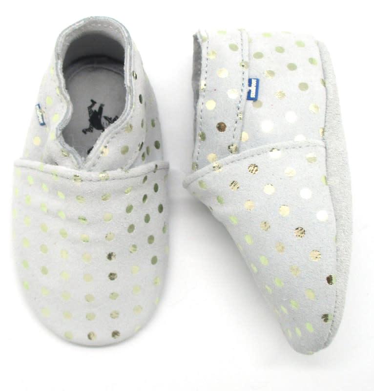 Stabifoot Soft Shoe Grey Dots