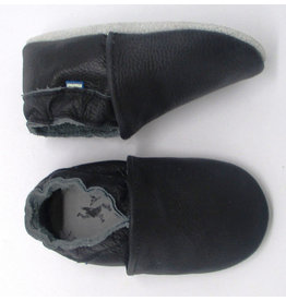Stabifoot Soft Shoe Black
