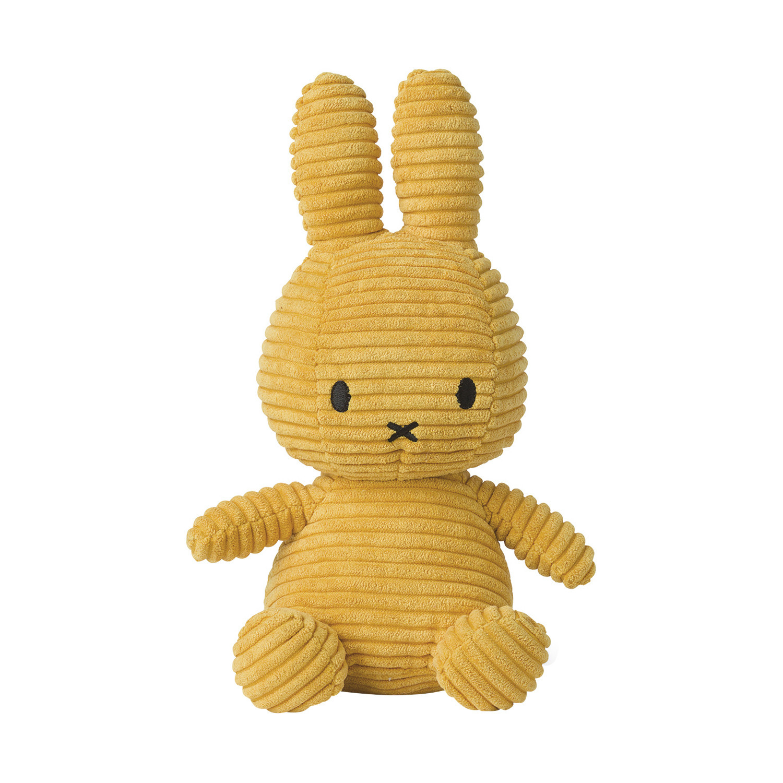 Bon Ton Toys Miffy Corduroy Yellow 50cm