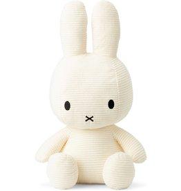 Miffy Corduroy White 50cm
