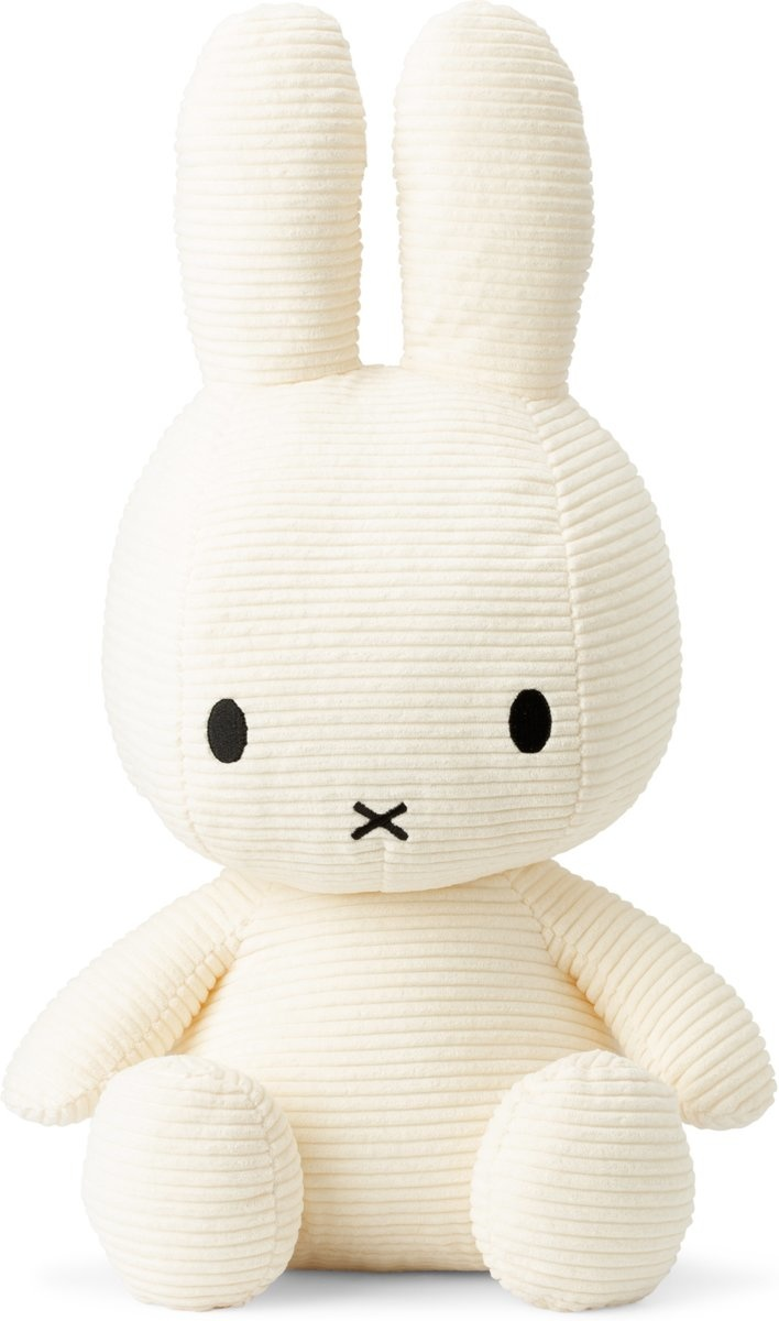 Bon Ton Toys Miffy Corduroy White 50cm