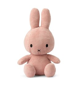 Bon Ton Toys Miffy Corduroy Dark Pink 50cm