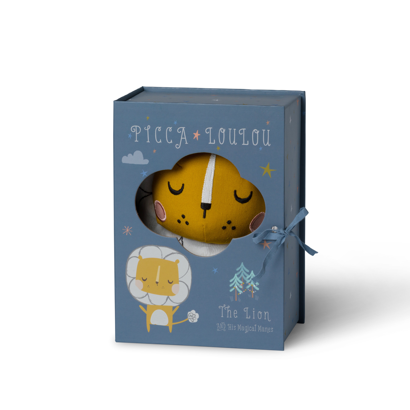 Picca LouLou Lion In Giftbox