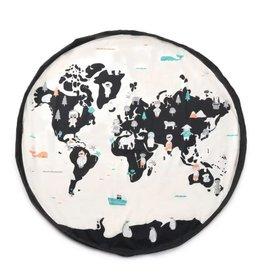Play and Go Play & Go Opbergzak Worldmap