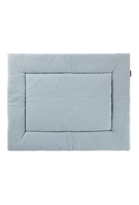 House Of Jamie Boxkleed Omkeerbaar Geometry Jaquard Jade Green/ Stone 75x95cm
