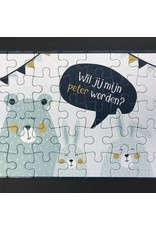 Minimou Puzzel Peter