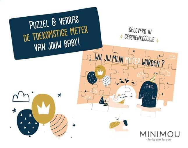 Minimou Puzzel Meter