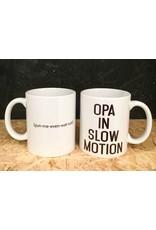"Minimou Coffeemug ""Opa In Slowmotion"""